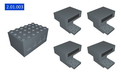Modular Switch Track and Railyard System available for pre-order