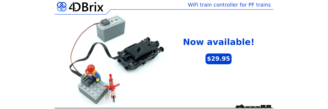 WiFi Train Controller