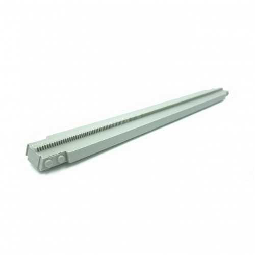 Monorail Long Ramp Extension - Light Gray