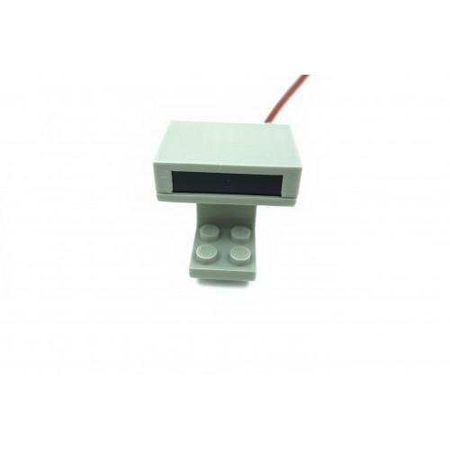 IR Train Detector - Light Gray