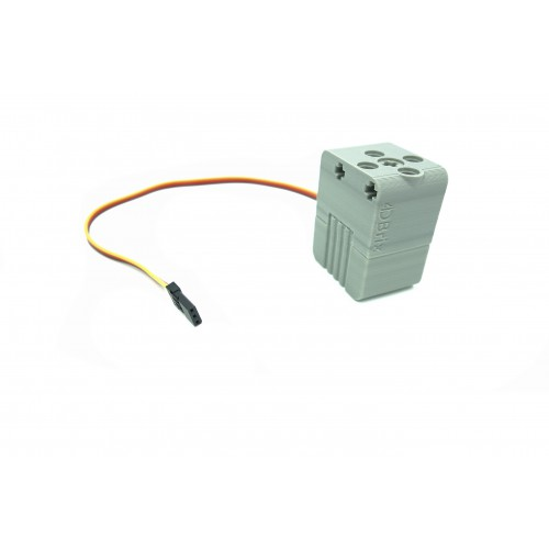 Monorail Servo Motor - Light Gray