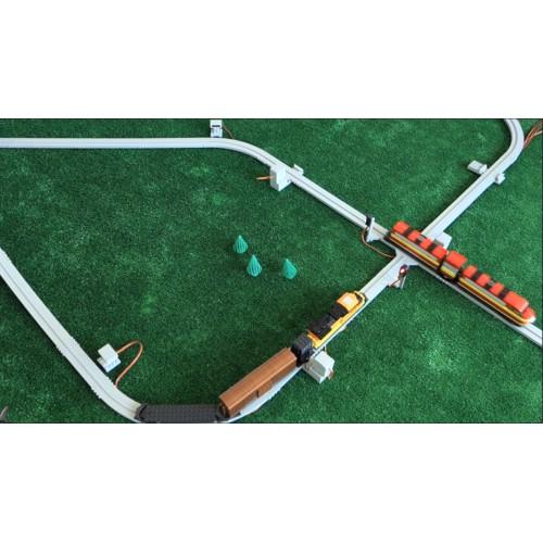Monorail Starter Controller - Light Gray