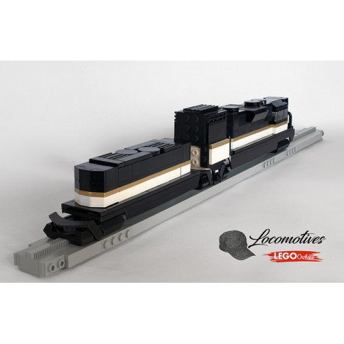 Monorail Extension Car 16 studs