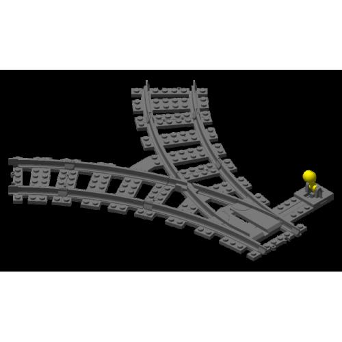 Train Wye Switch