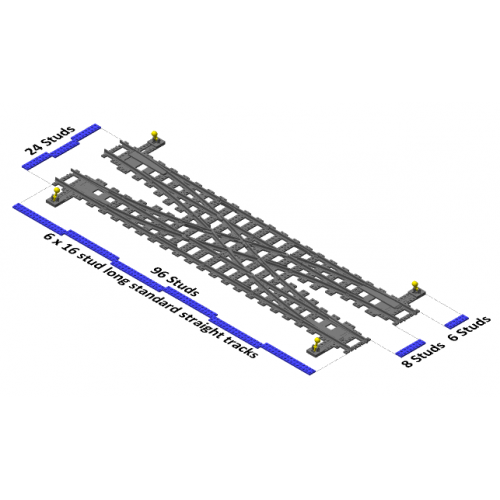 Ultimate Railroader™ - Double Crossover