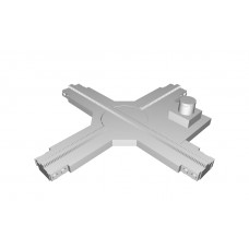 Monorail Cross Switch - Light Gray